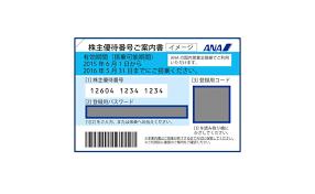 ANAホールディングス 株主優待・配当 利回りチェック